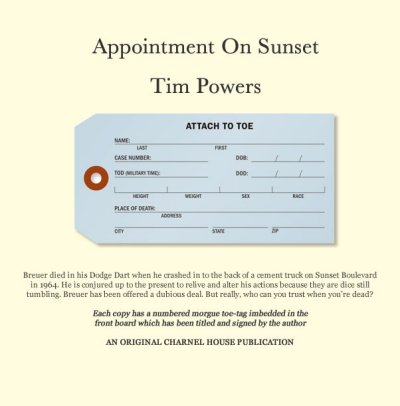 Appointment on Sunset