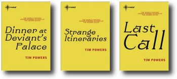 Tim Powers ebooks at Gollancz