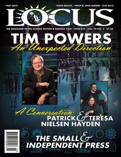 Locus Interview with Tim Powers