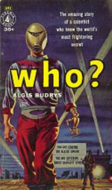 Who? by Algis Budrys